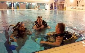 HSAC Pool Training